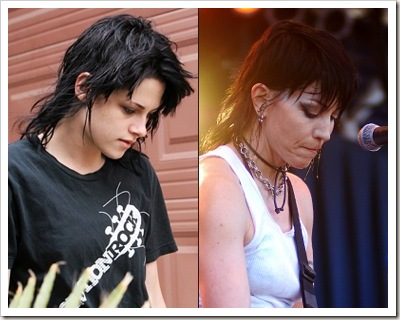 Kristen Stewart  Joan Jett on Hansi Skoteissa  Hello Dad  Hello Mom